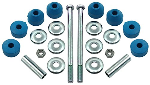 ACDelco 45G0005 Professional Front Suspension Stabilizer Bar Link Kit with Hardware