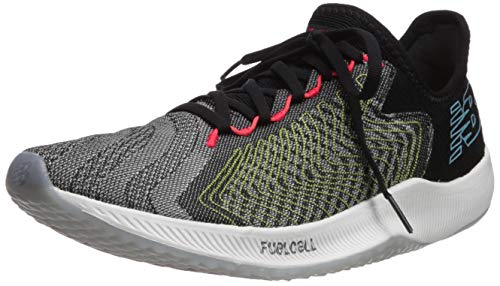 New Balance Men's Propel V1 Fuel Cell Running Shoe, Black/Multicolor, 10 D US (New Balance Shoes Smell Like Cat Urine)