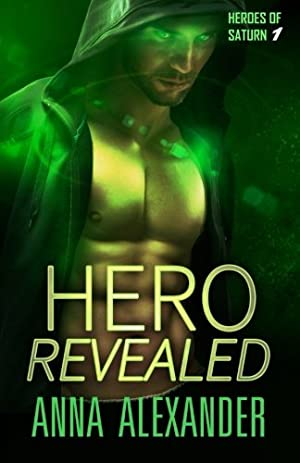 book cover of Hero Revealed