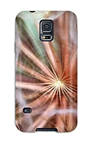 Durable Protector Case Cover With Flowers S Hot Design For Galaxy S5
