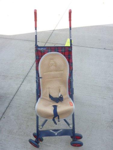 Meeno Baby Cool Me Seat Liner Stroller Baby Blue