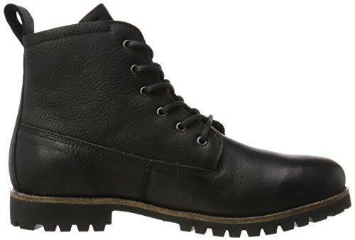 Blackstone Herren Om60 Desert Boots Schwarz (zwart)
