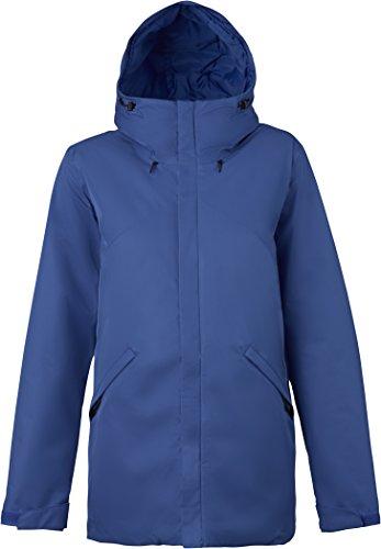 Iridescent Taffeta Coat - Burton Women's Cadence Jacket, Scuba, Small