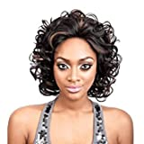 RCP-246 Pink Lady Lace Front wig (Synthetic hair) By Isis Collection-F4-30