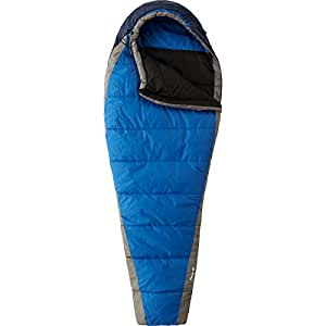 Mountain Hardwear Pinole 20 Sleeping Bag Blue Ridge Regular / Right Zip