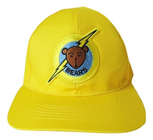 Bad News Bears Baseball Hat Adjustable Buckle Slide New Stitch Cap