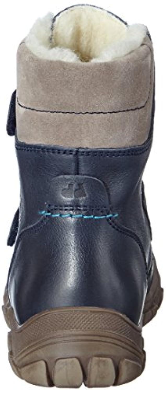Froddo Froddo Boys Ankle Boot Warm Wool Brown G3110057-3, Boys' Snow Boots, Blue (dark Blue), 1 UK