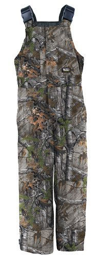 Walls Youth Grow with Me Insulated Bib Overalls XL Realtree Xtra by Walls