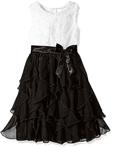 Black and White Toddler Dress: Amazon.com