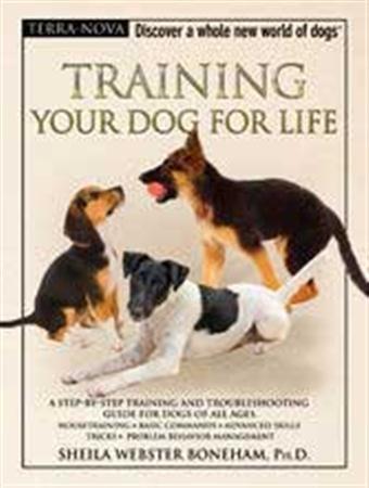 TFH Terra Nova Training Your Dog for Life Book