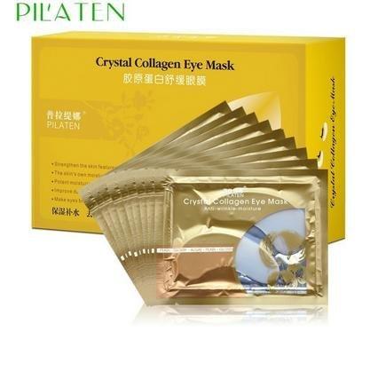Pilaten Crystal Collagen Eye Mask - 1