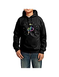 GYF9HJ-2 Kids Team 10 Pink Camo It's Everyday Bro- Jake Paul Hoodie Hooded Sweatshirt