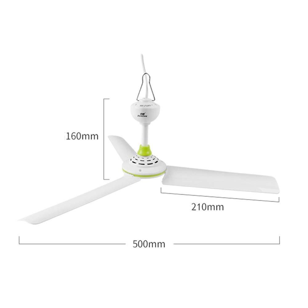 FANS Brise Small Ceiling Anti-M/ückenmocher//Dormitory Mini Ceiling Mute Home,400mm