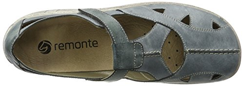 Remonte Royal Donna D3802 Blu Ballerine Royal qwBxqvrST