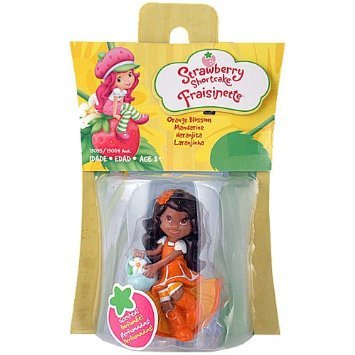 Strawberry Shortcake Basic Figure Orange - Shortcake Strawberry Basic Figure