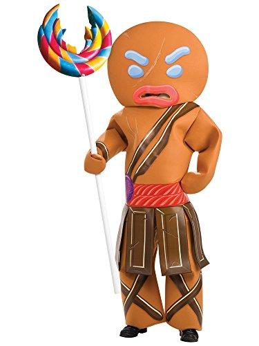 Men's Gingerbread Warrior Shrek