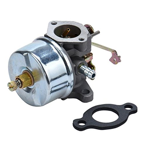 Ecosin Snowblower Carburetor For Tecumseh H70 H80 7HP 8HP 9HP Replaces 631793 OR 631440 (Tecumseh Carburetor H70 compare prices)
