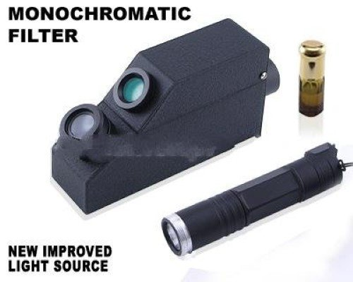 External Monochromatic Yellow Refractometer Gemological