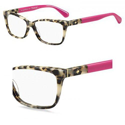 Eyeglasses Kate Spade Camberly 00T4 Havana - Eyeglasses York New