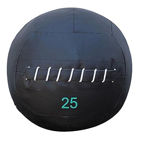 25 lb carcasa blanda bola de pared balón medicinal: Amazon.es ...