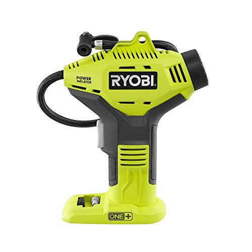 Ryobi P737 18-Volt ONE+ Portable Cordless Power Inflator for Tires (Battery Not Included, Power Tool ()