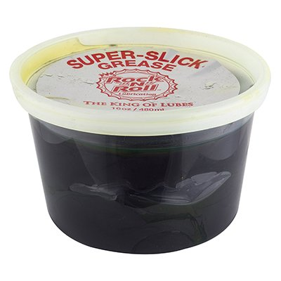 Rock' N' Roll Lubrication Super Slick Grease, 16oz. Tub