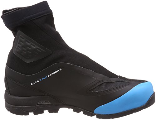 Carbon Noir Adulte Gtx Salomon 000 Black Bottines Blue Mixte Alp Lab Transcend black 2 X aUqx4wz
