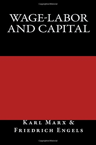 Download Wage-Labor and Capital pdf