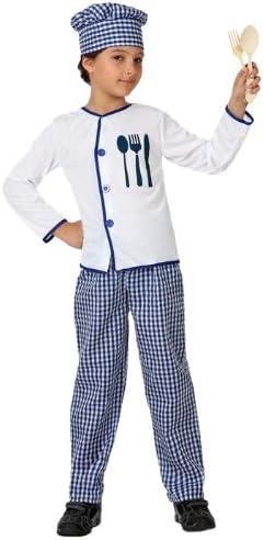 Atosa - Disfraz de cocinero para niño, talla 10-12 años (15999 ...
