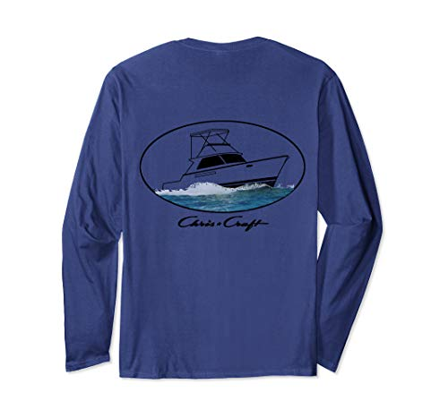 Chris Craft Commander - Chris Craft Commander Long Sleeve