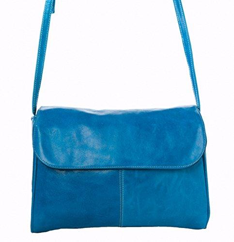 David King & Co. Florentine Flap Front Handbag 3522