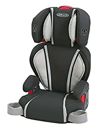 Graco Highback Turbobooster Child Seat, Glacier BOBEBE Online Baby Store From New York to Miami and Los Angeles