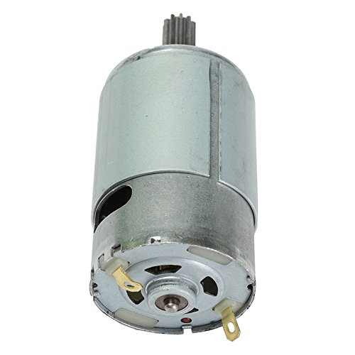 2 pcs universal 550 35000rpm electric motor rs550 12v for Electric motors for kids