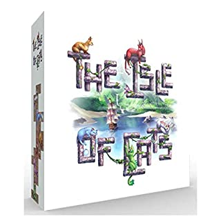 The City of Games The Isle of Cats, Multi-Colored