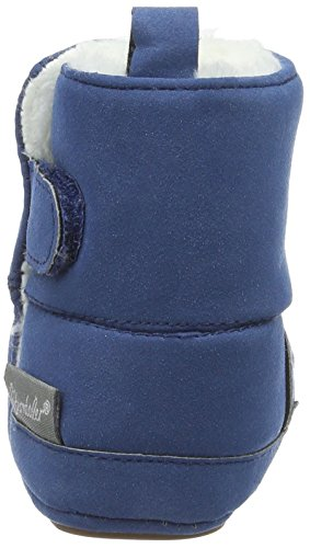 Sterntaler Schuh - Zapatillas Bebé Azul - Blau (Marine 300)