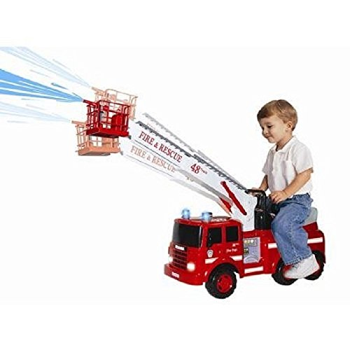 battery operated fire truck - 5