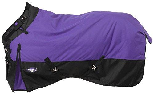 Tough-1 1200D Snuggit Turnout 300g 75In Purple