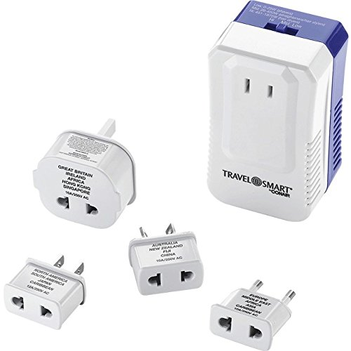Travel Smart by Conair Convert-It-All Converter and Worldwide Adapter Set by Travel Smart