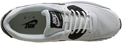 Blanco Zapatillas Black Essential Nike Deporte De Mujer Wmns Grey Max wolf Air Para 90 white qH1vZ