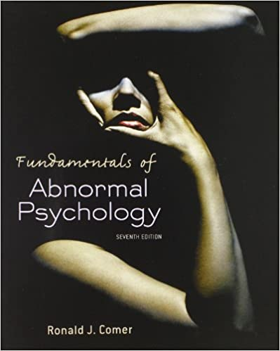 Amazon fundamentals of abnormal psychology 9781429295635 fundamentals of abnormal psychology seventh edition fandeluxe Gallery