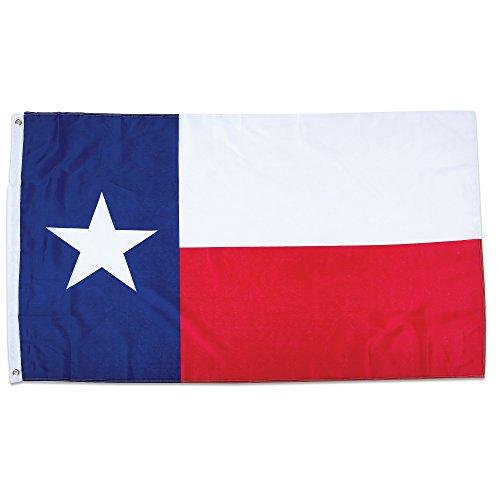 Maxam GFLGTX35 Texas Flag, 3' by 5'