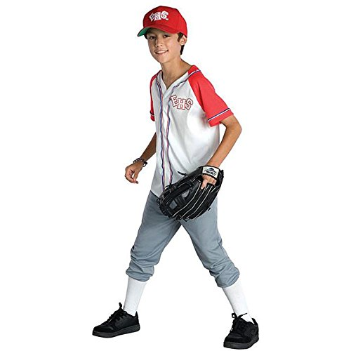 Child's HS Musical Baseball Costume (Size:Sm 4-6)
