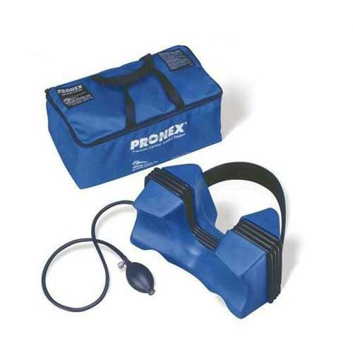 Pronex® Pneumatic Cervical Traction Device (Regular) by Glacier Cross