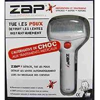 ZAP' X peigne antipoux electrique
