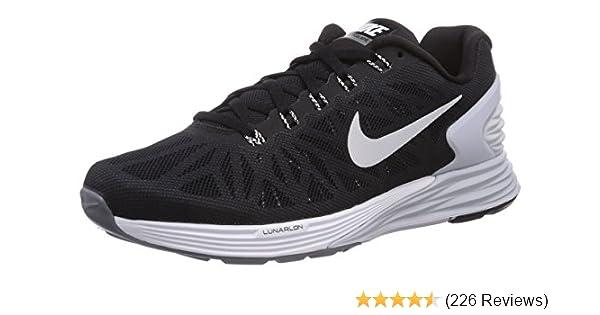 amazon com nike women s lunarglide 6 running shoe road running rh amazon com