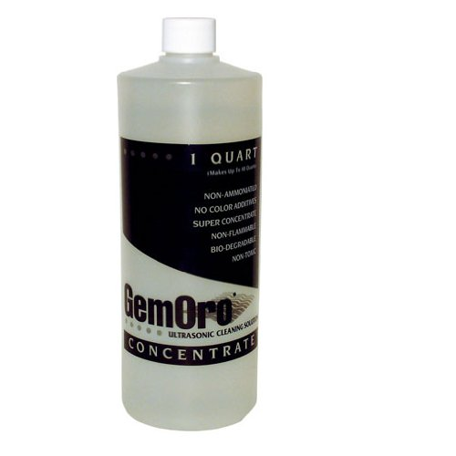 ultrasonic jewelry cleaner gemoro - 6