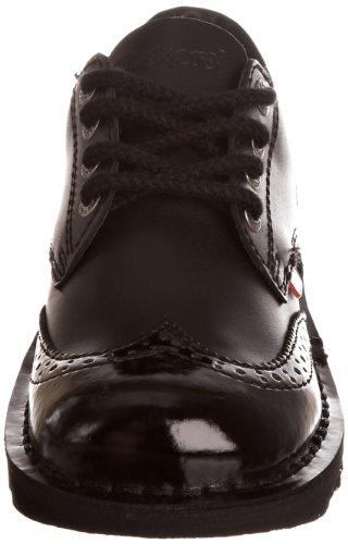 Brogue Kick black 110689 Kickers Scarpe Da Donna Stringate Lo Nero qORUEcRwvx