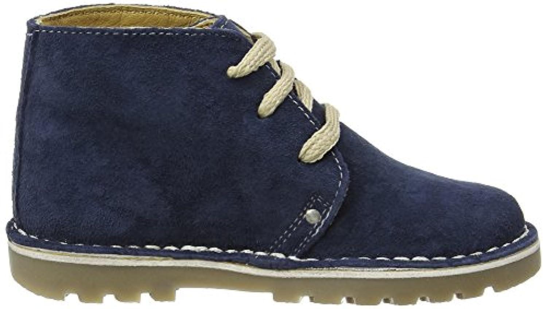 Hush Puppies Si, Unisex Kid's Desert Boots, Blue (Navy), UK Child 5 (21.5 EU)
