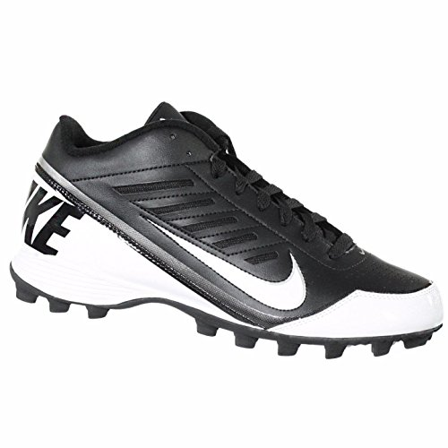 Nike Men's Land Shark 2 Mid Molded Football Cleats (Cleats Nike Molded Football)