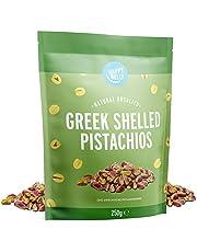 Amazon-merk: Happy Belly Giekse pistache noten, 250 g